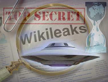 wikileaks y los ovnis