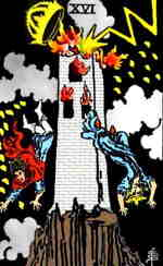 XVI la torre