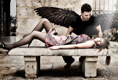 el amor y los angeles